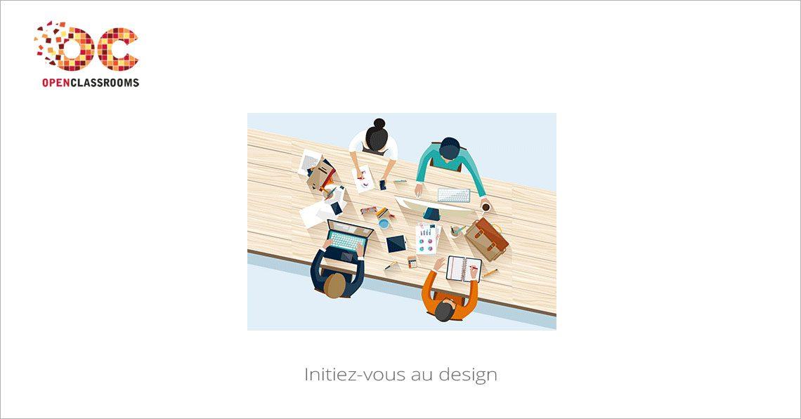 Initiez-vous au design