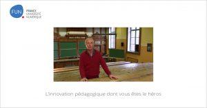 MOOC L'innovation pédagogique dont vous êtes le héros