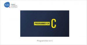 MOOC Programmer en C