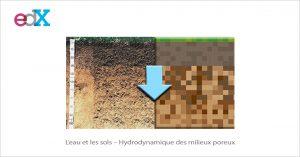 MOOC L'eau et les sols – Hydrodynamique des milieux poreux