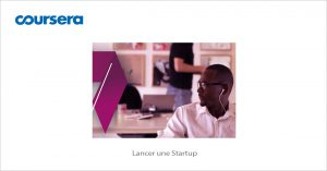 MOOC Lancer une Startup