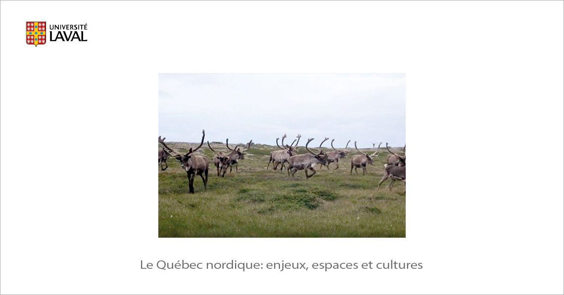 MOOC Le Québec nordique