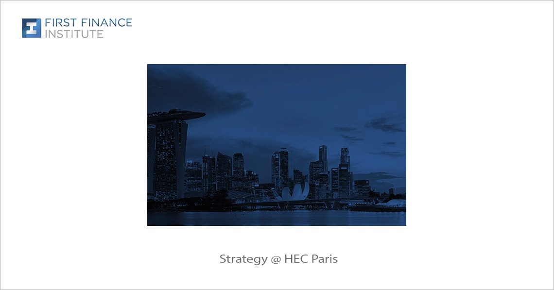 Strategy HEC Paris