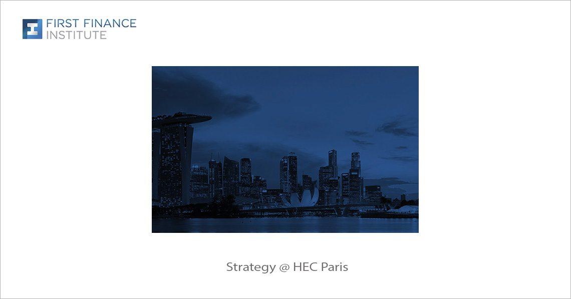Strategy HEC Paris