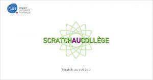 MOOC Scratch au collège