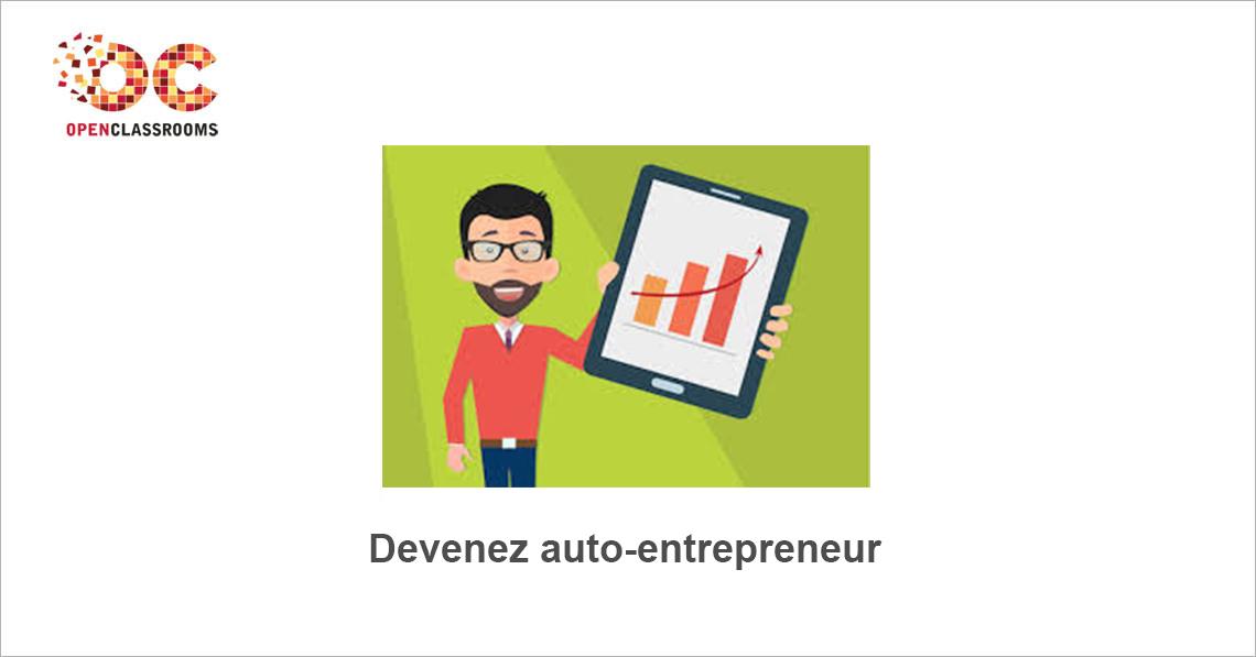 Devenez Auto Entrepreneur Mooc Francophone