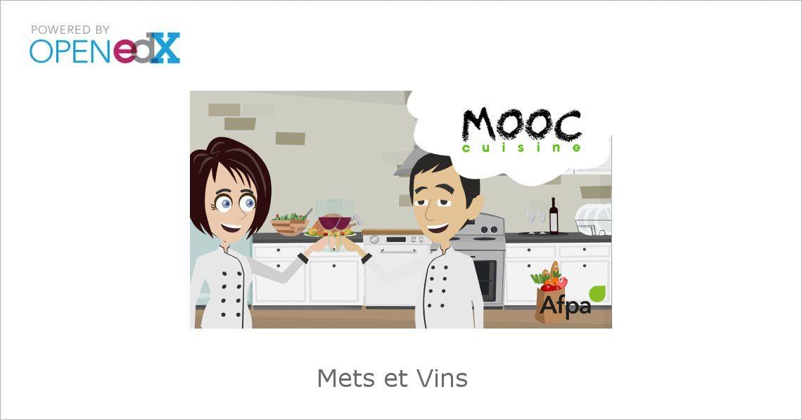 Mooc mets et vins mooc francophone for Mooc cuisine 2017