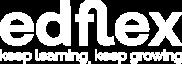 Logo Réseau Edflex Blanc - Mooc Francophone